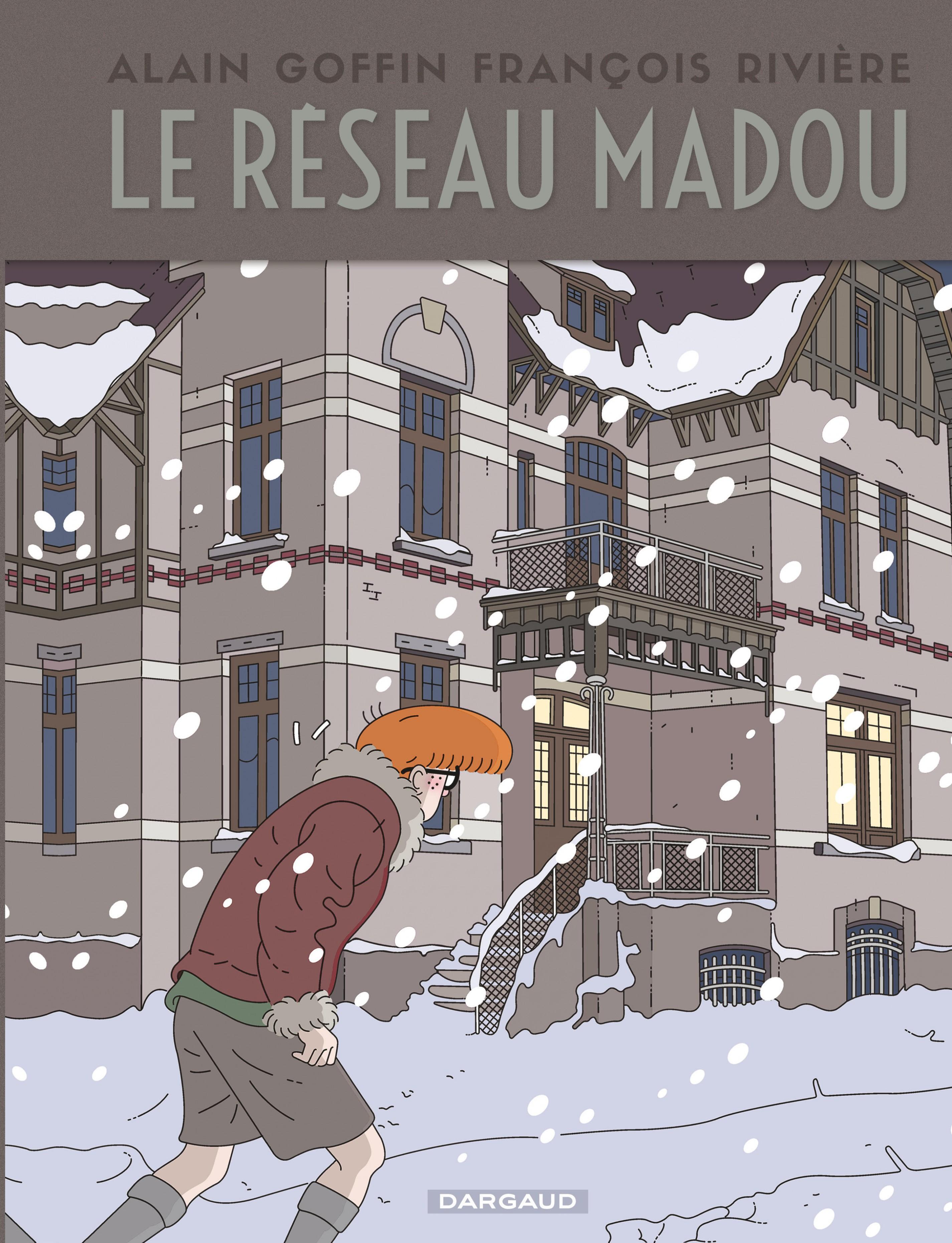 Le Réseau Madou - Réseau Madou (Le) - Réédition