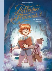 Lothaire Flammes - Tome 2 -...