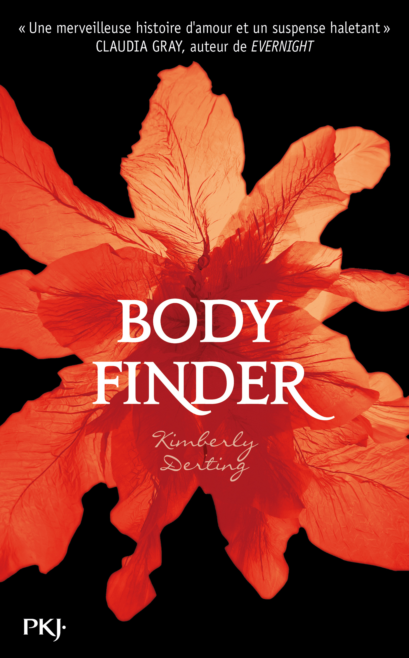 The Body Finder   DERTING, Kimberly