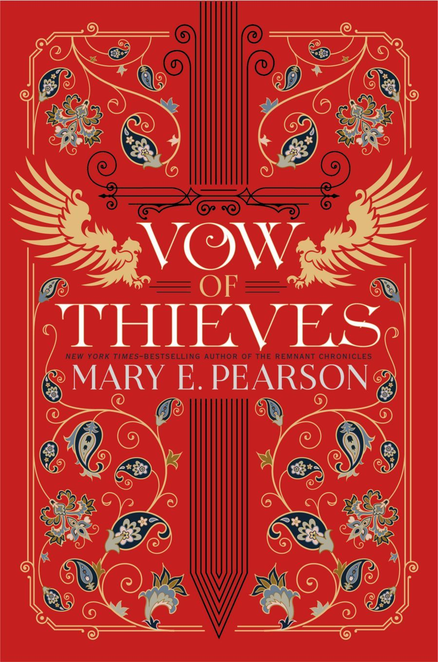 Vow of thieves. The dance of thieves #2 | Pearson, Mary. Auteur