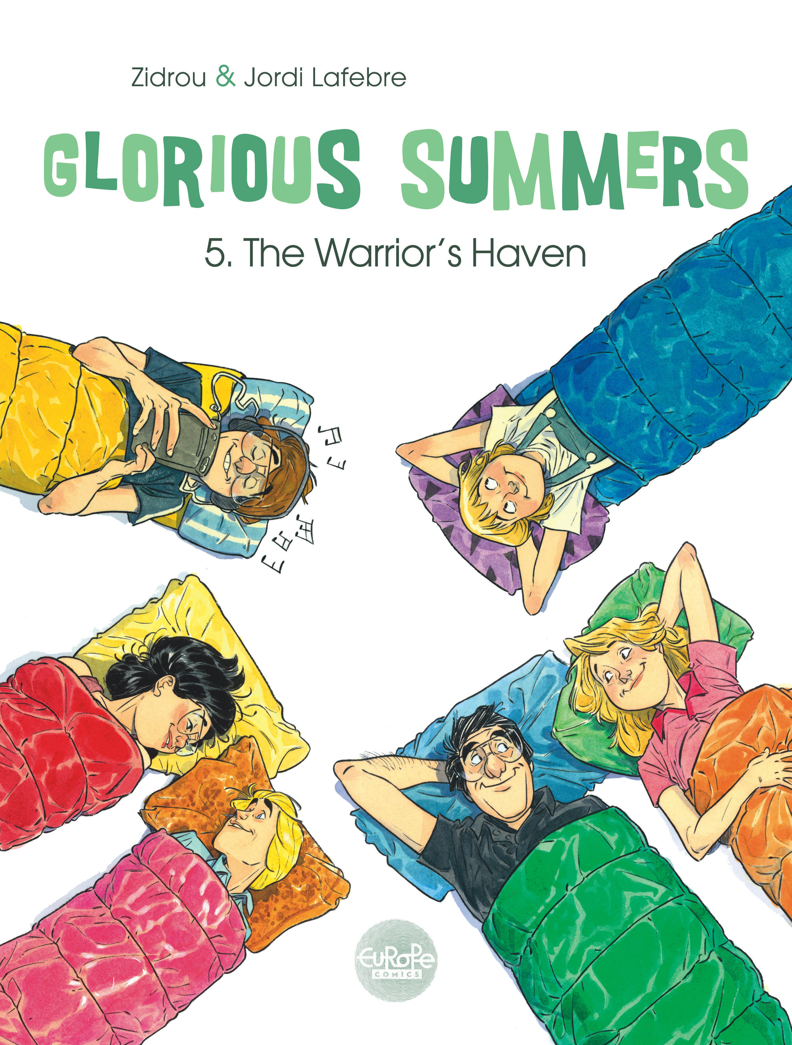 Glorious Summers - Volume 5...