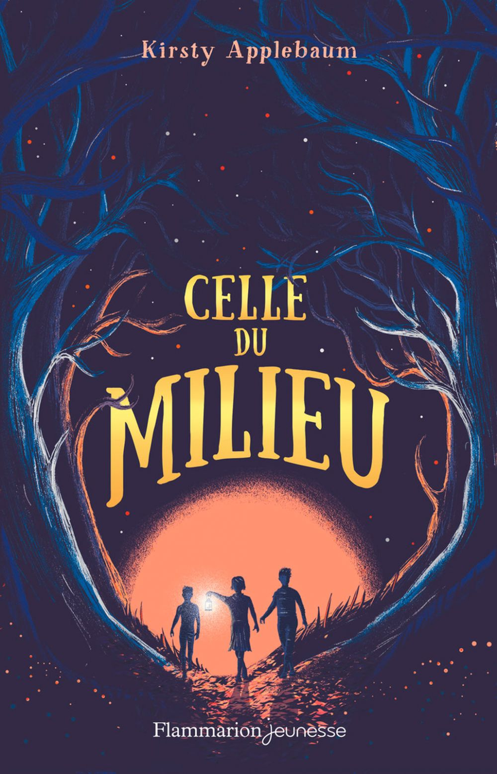 Celle du milieu | Applebaum, Kristy. Auteur
