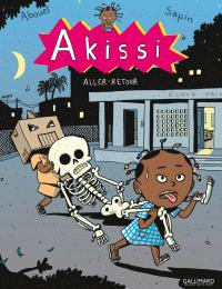 Akissi (Tome 9) - Aller-retour | Abouet, Marguerite. Auteur