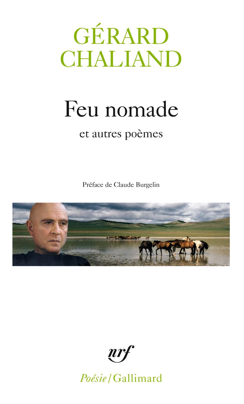Feu nomade et autres poèmes