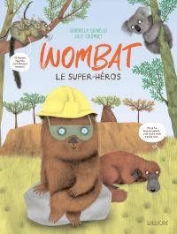 Wombat, le super héros