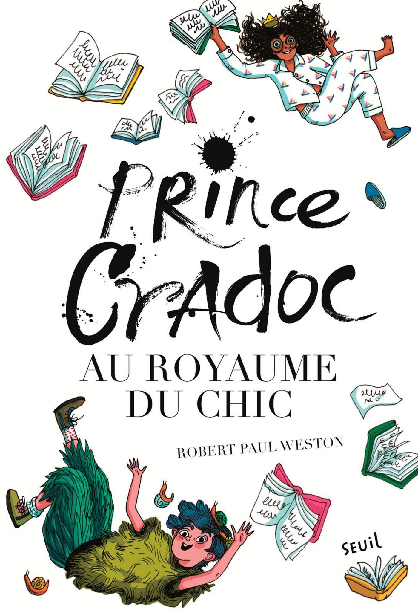 Prince Cradoc au Royaume du Chic | Weston, Robert paul