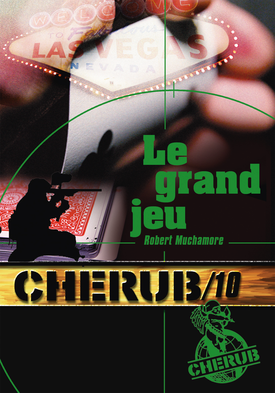 Cherub (Mission 10) - Le grand jeu