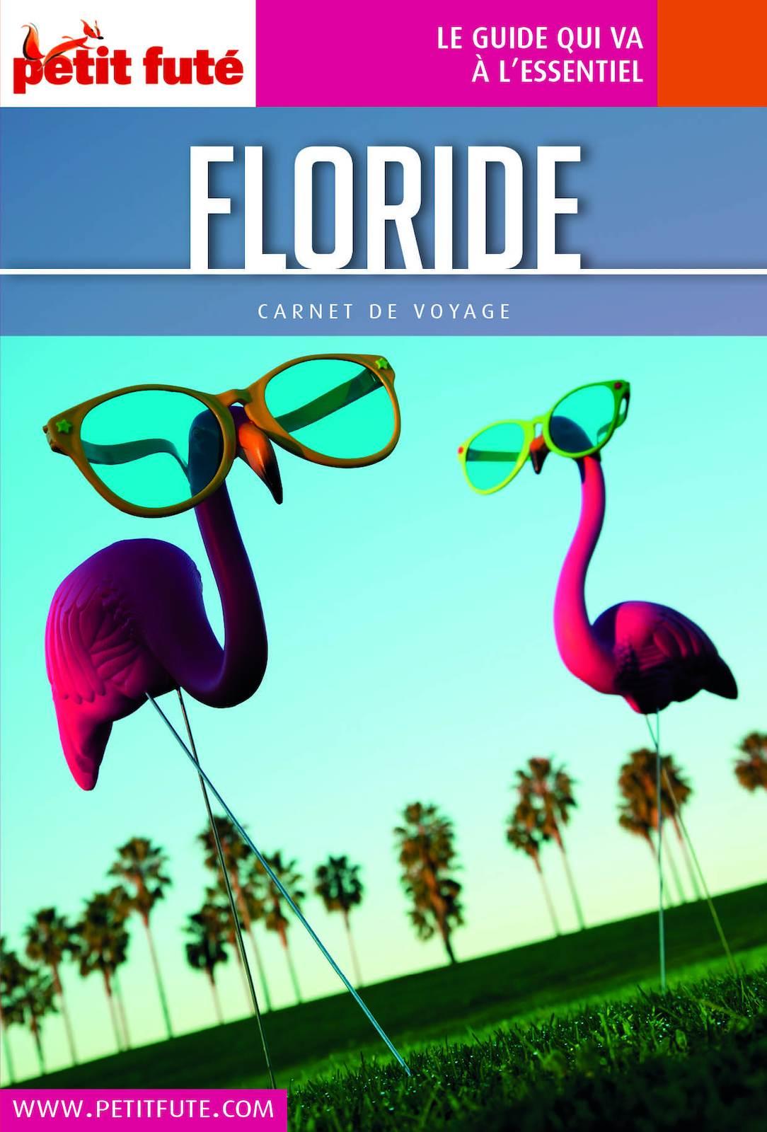 FLORIDE 2018 Carnet Petit Futé
