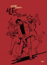 Alec – Graffiti kitchen
