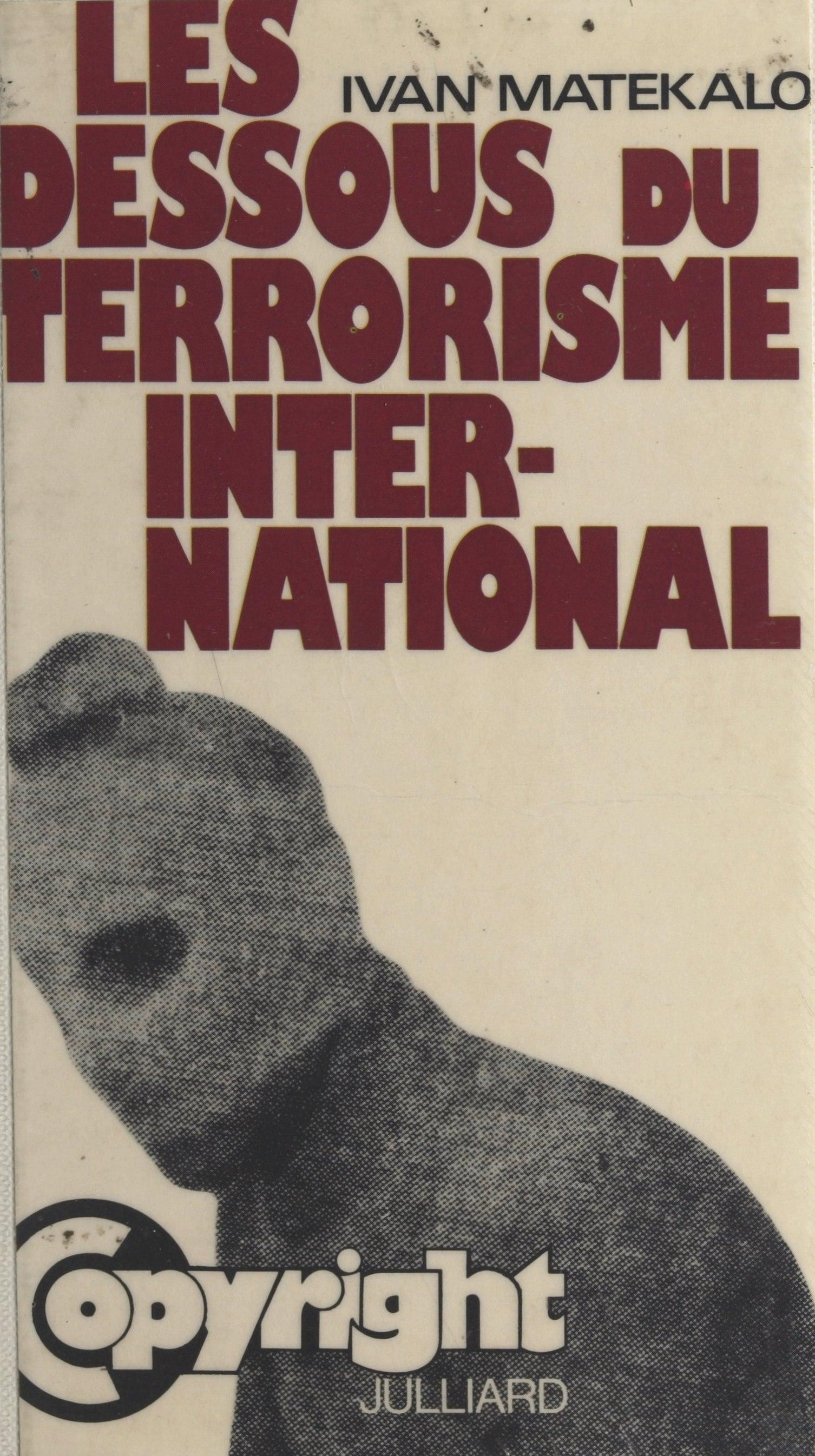 Les dessous du terrorisme i...