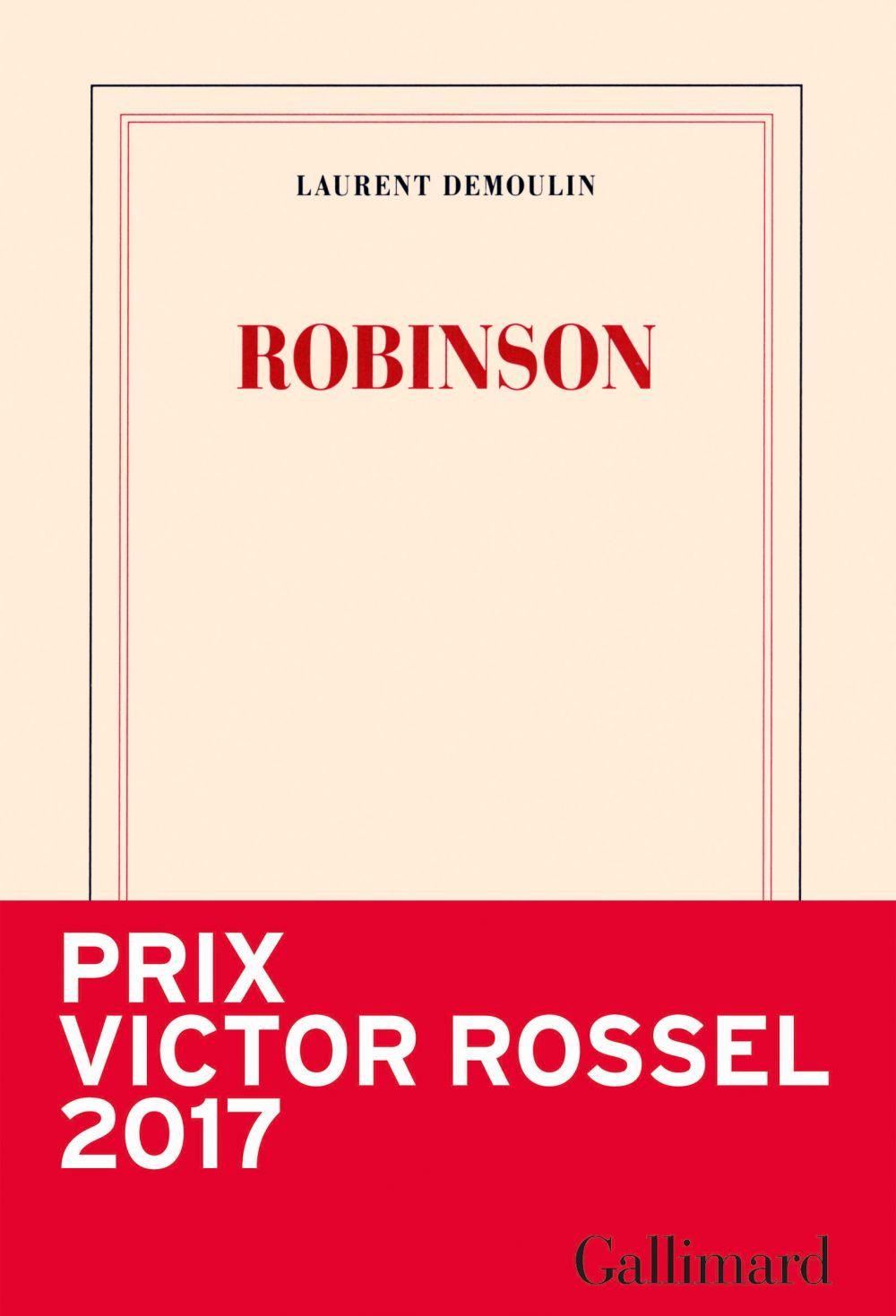 Robinson   Demoulin, Laurent. Auteur