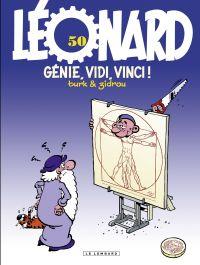Léonard - tome 50 - Génie, ...