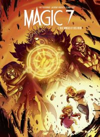 Magic 7 - tome 7 - Des mage...
