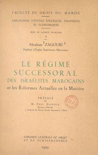 Le régime successoral des I...