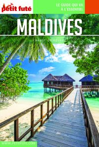 MALDIVES 2021/2022 Carnet P...