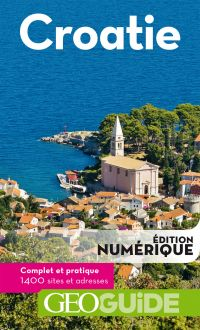 GEOguide Croatie | Collectif,