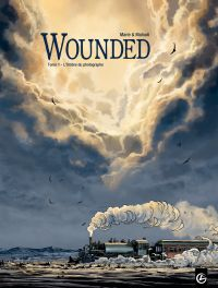 Wounded - Tome 1 - L'Ombre...