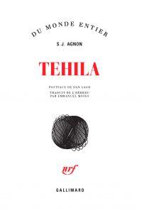 Tehila | Agnon, Samuel Joseph (1888-1970). Auteur