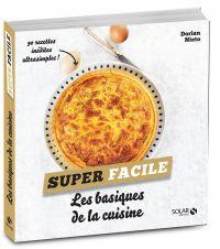 Cover image (Les basiques de la cuisine - super facile)