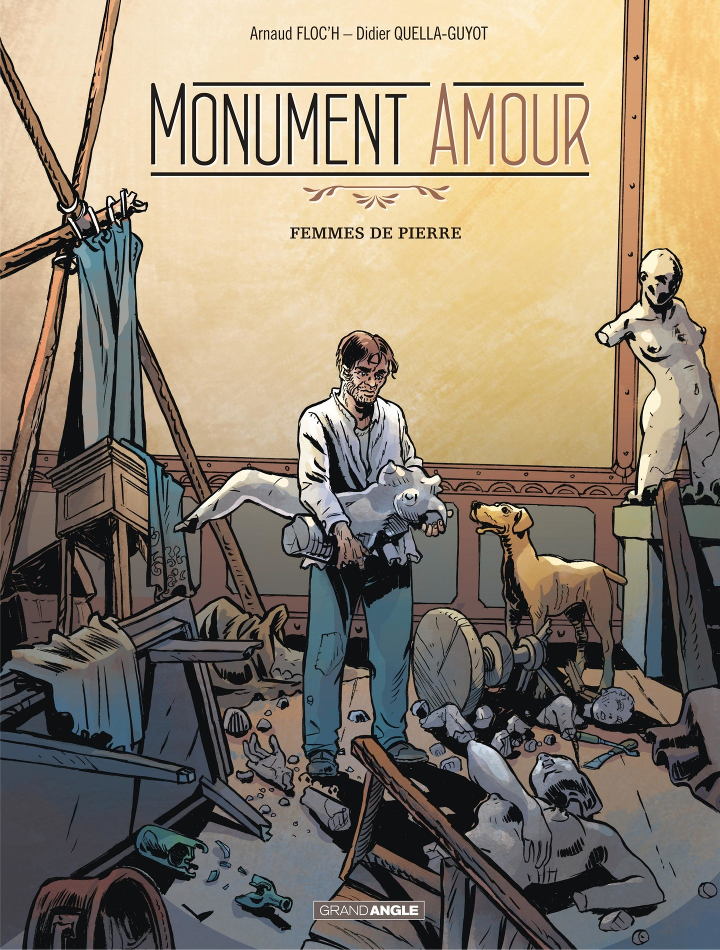 Monument amour - Tome 2