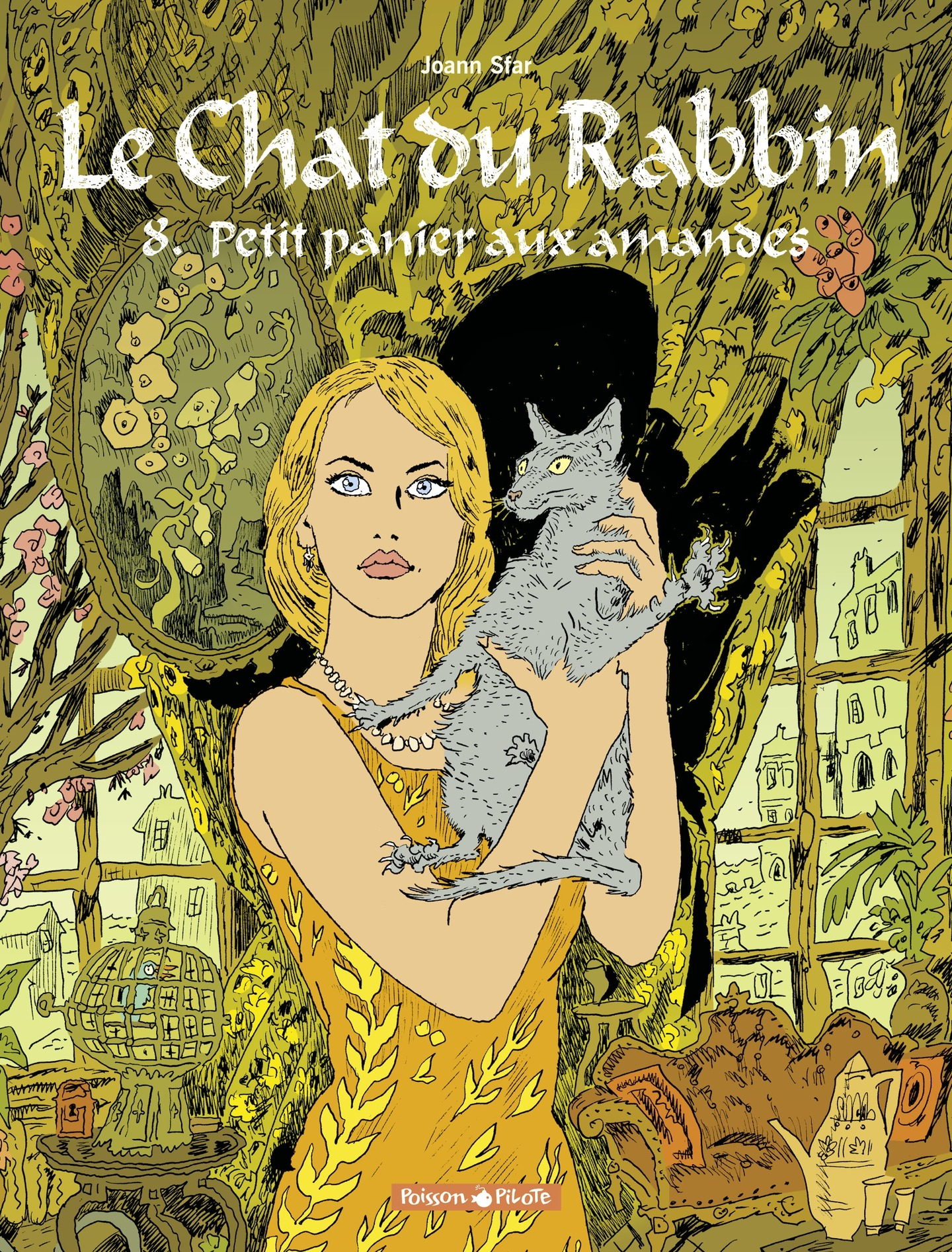 Le Chat du Rabbin - Tome 8