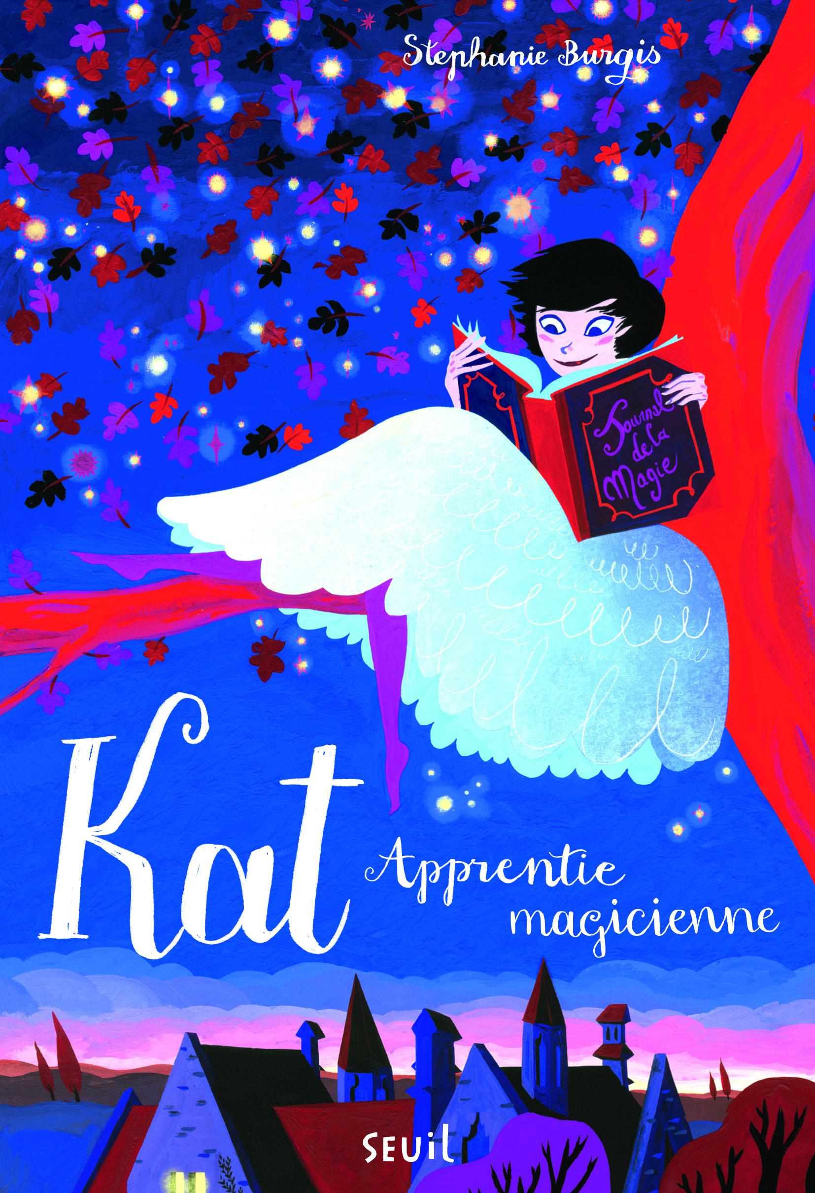 Kat, apprentie magicienne | Burgis, Stephanie