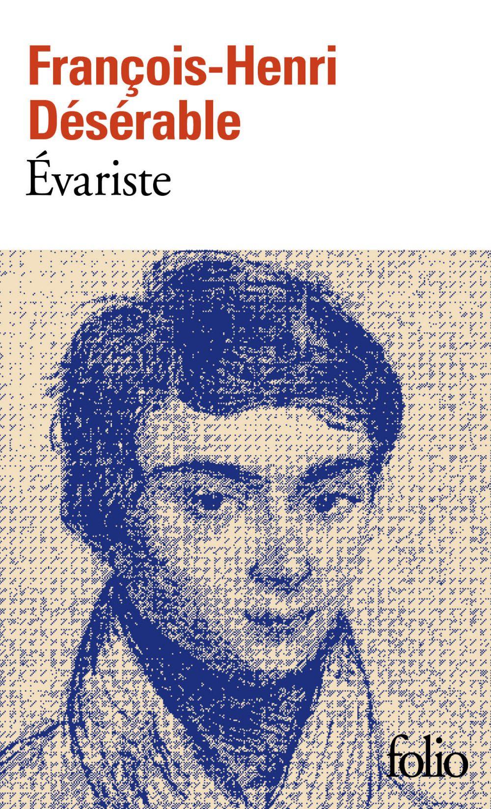 Évariste | Désérable, François-Henri (1987-....). Auteur