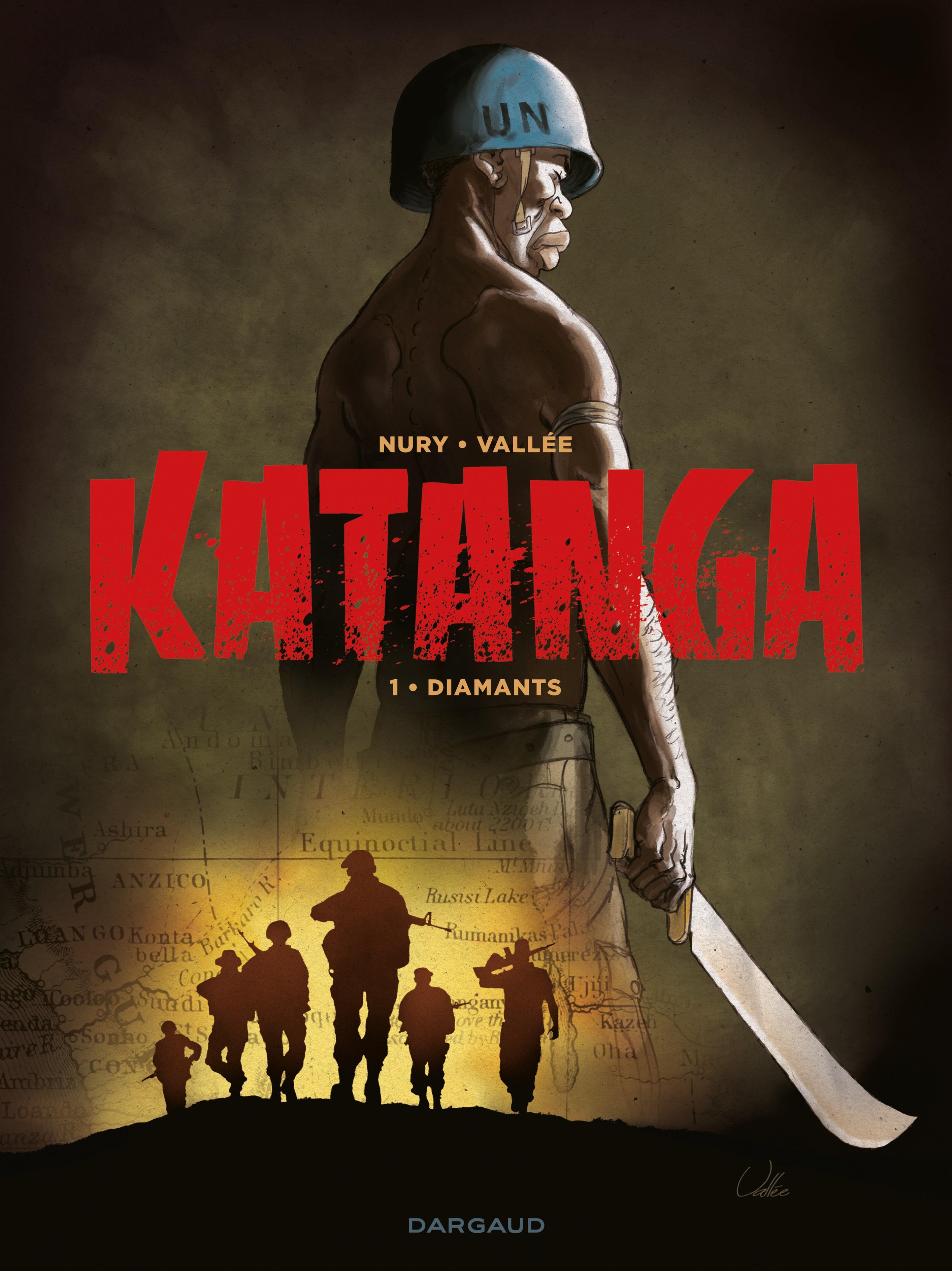 Katanga - Tome 1
