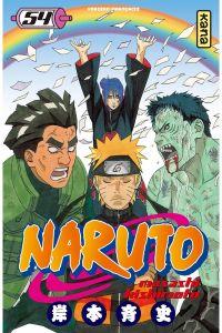 Naruto - Tome 54
