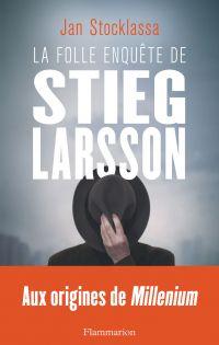 Cover image (La folle enquête de Stieg Larsson)