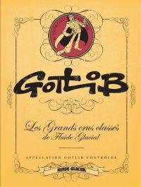 Cover image (Les Grands Crus Classés de Fluide Glacial - Gotlib)