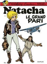 Natacha - tome 11 - Le Gran...