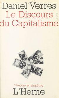 Le discours du capitalisme
