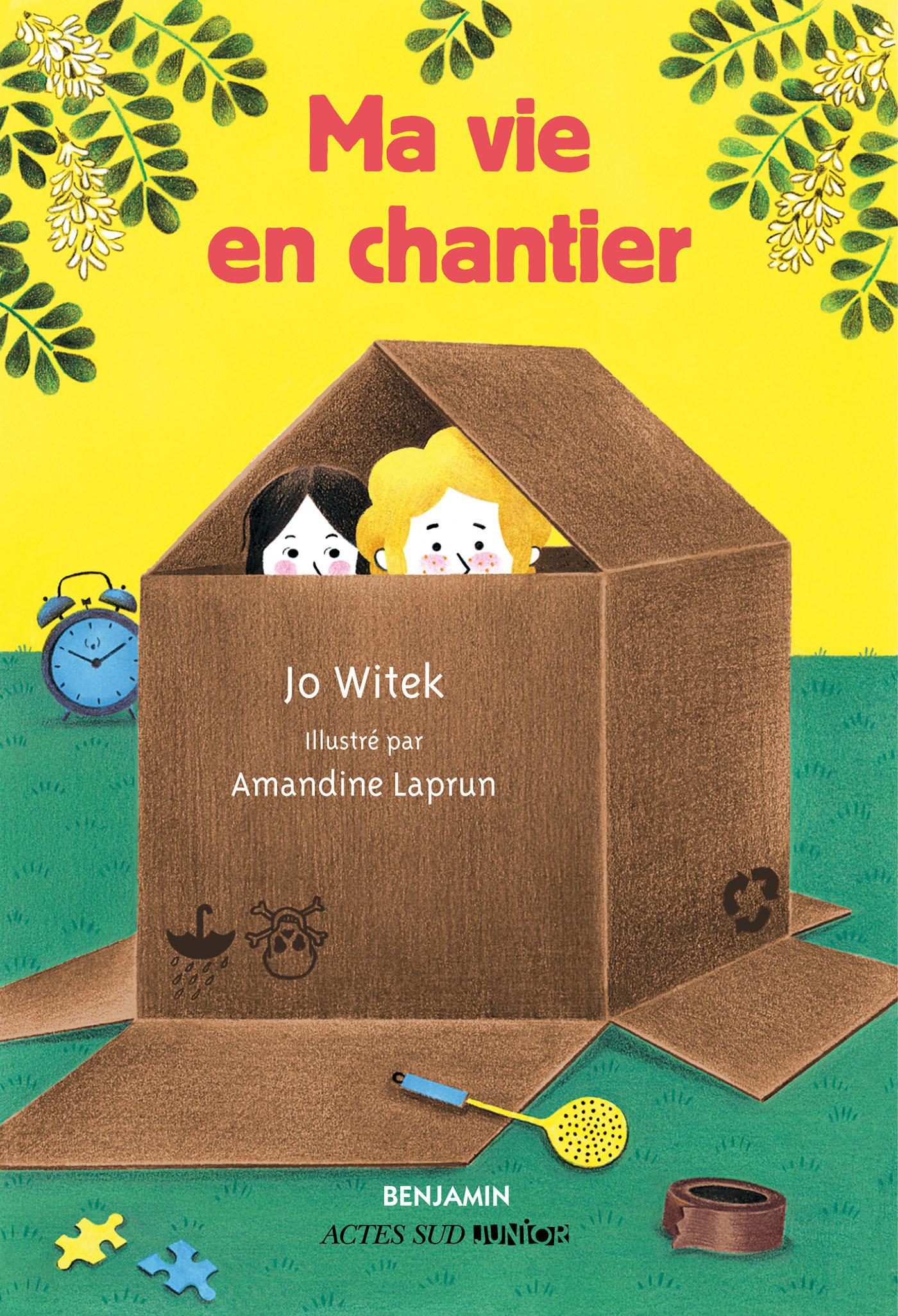 Ma vie en chantier | Witek, Jo