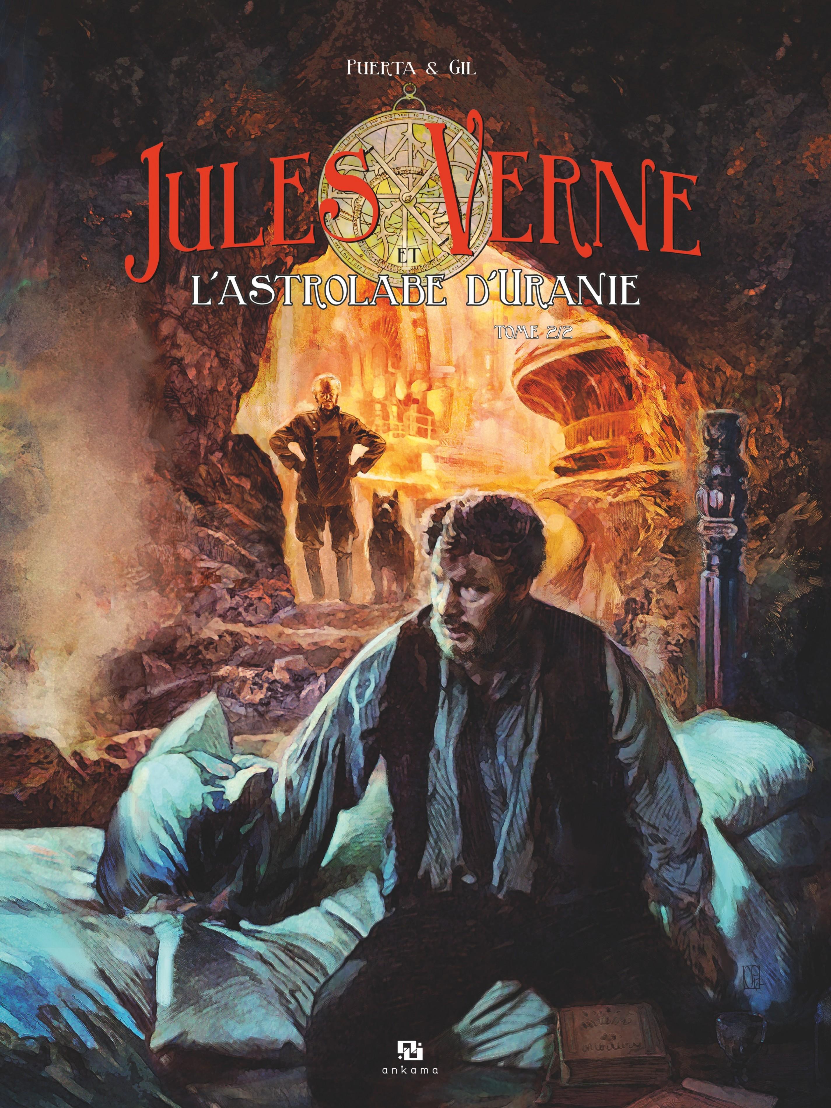 Jules Verne et l'Astrolabe d'Uranie - Tome 2 - Jules Verne et l'Astrolabe d'Uranie - Tome 2