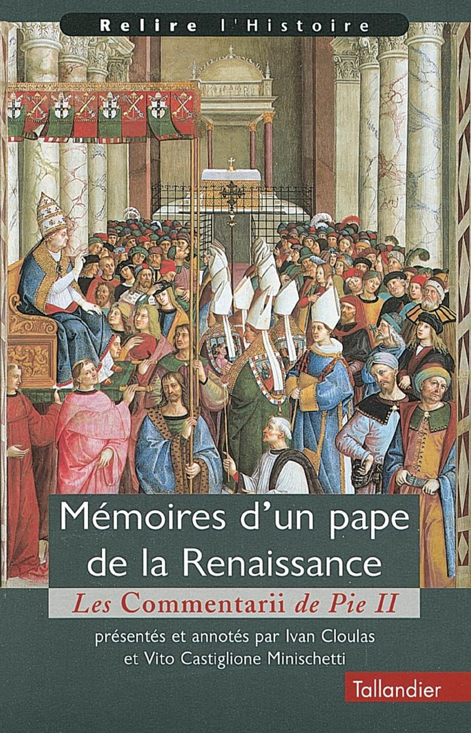 Mémoires d'un pape de la Re...