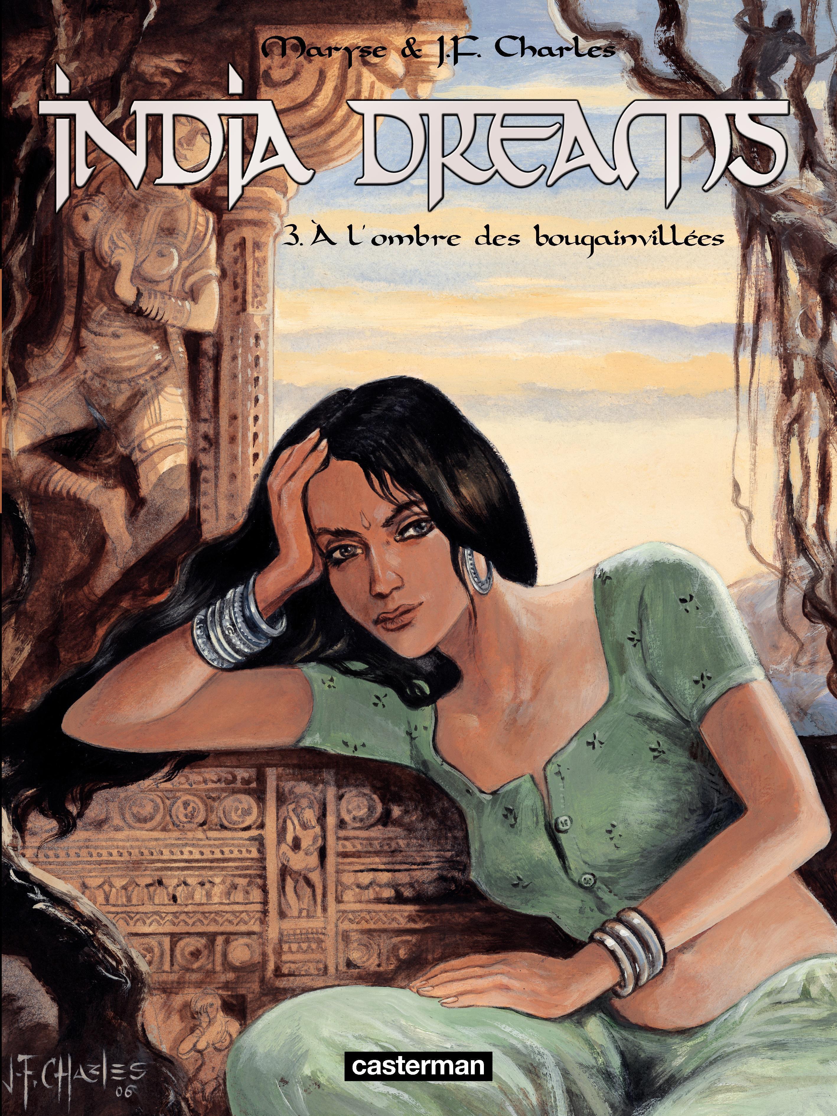 India Dreams (Tome 3) - À l'ombre des bougainvillées