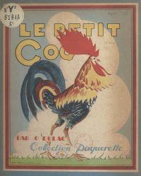 Le petit coq