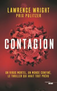 Contagion | WRIGHT, Lawrence. Auteur