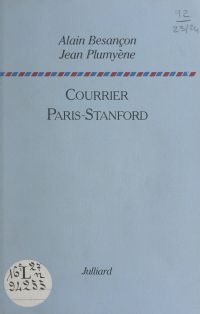 Courrier Paris-Stanford