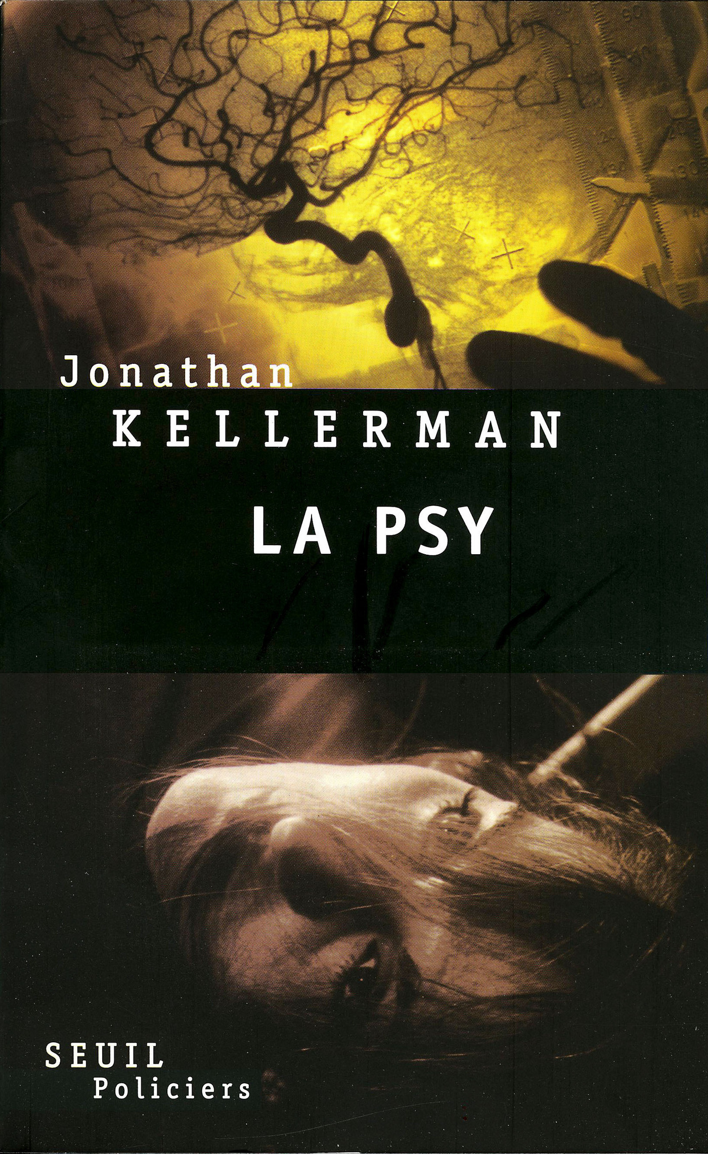 La Psy   Kellerman, Jonathan