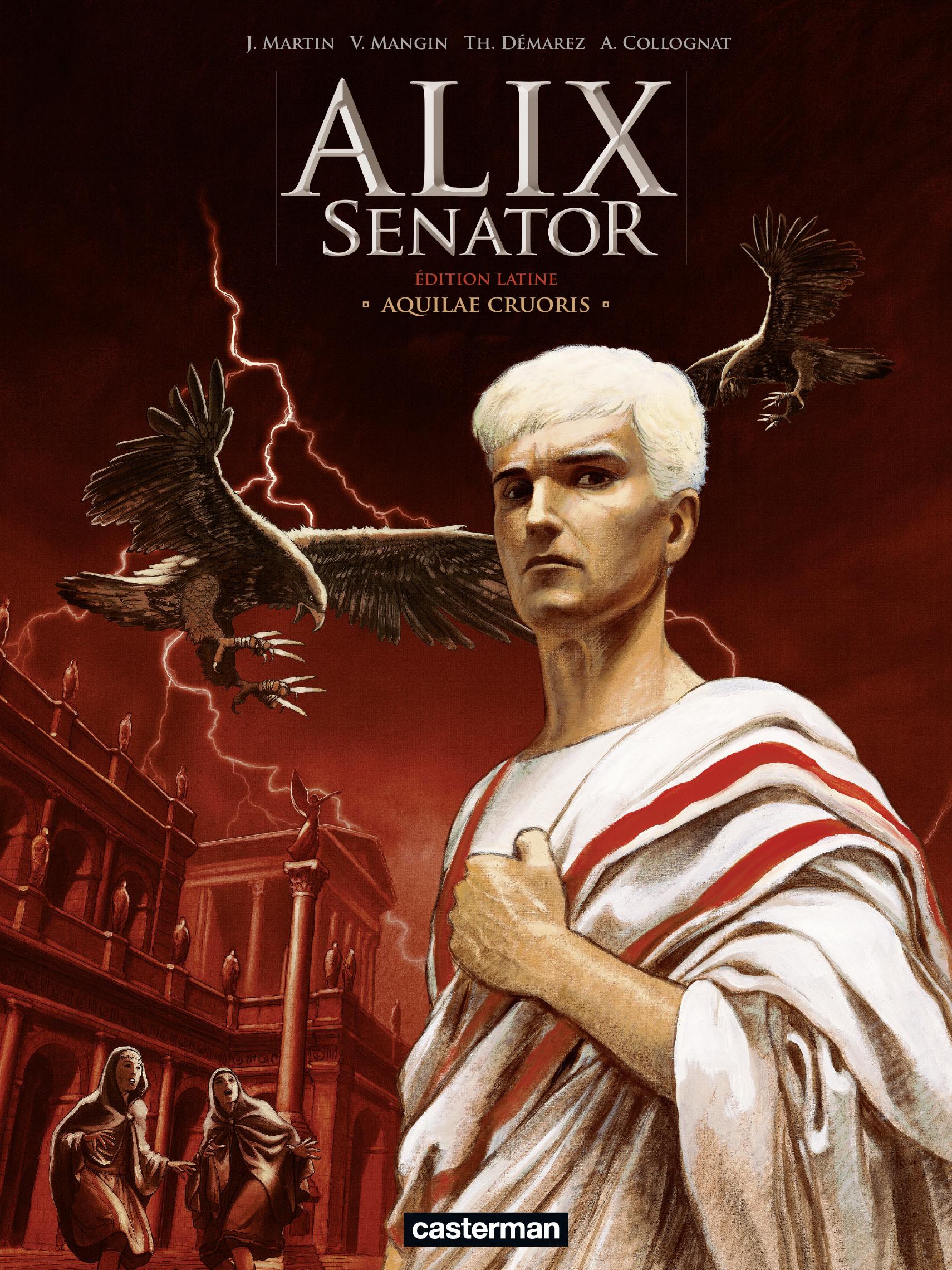 Alix Senator (Tome 1) - Aqu...
