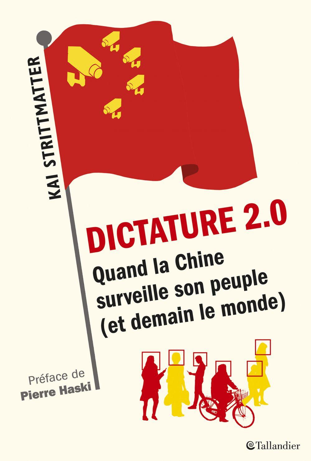 Dictature 2.0 | Strittmatter, Kai. Auteur