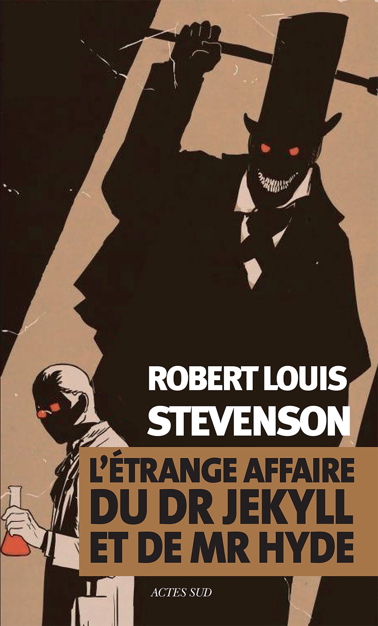 L'étrange affaire du Dr Jekyll et de Mr Hyde   Stevenson, Robert louis