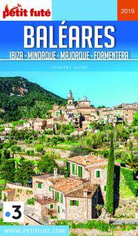 Image de couverture (BALÉARES / IBIZA-MINORQUE-MAJORQUE-FORMENTERA 2019 Petit Futé)