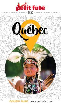 Image de couverture (QUÉBEC 2020 Petit Futé)