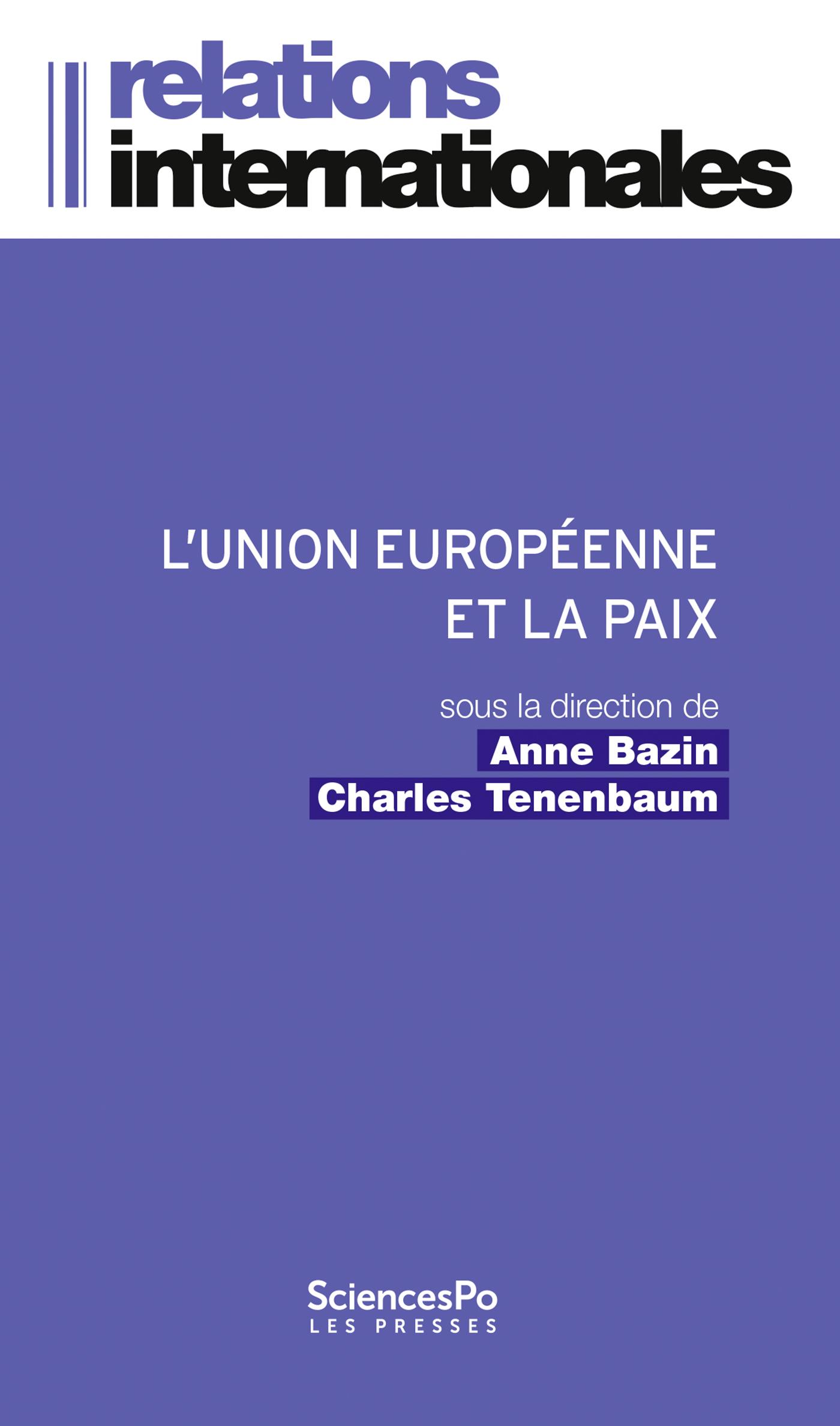 L'Union européenne et la paix