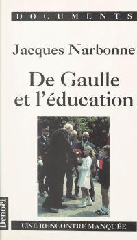 De Gaulle et l'éducation