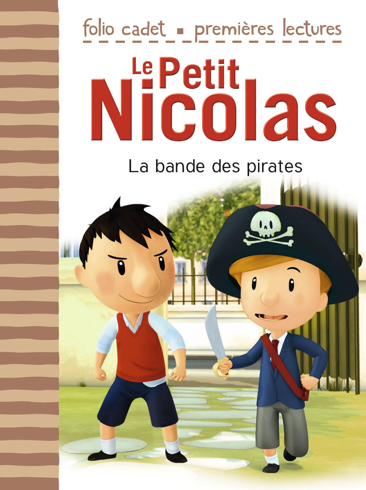 Le Petit Nicolas (Tome 12) - La bande des pirates | Lepetit, Emmanuelle