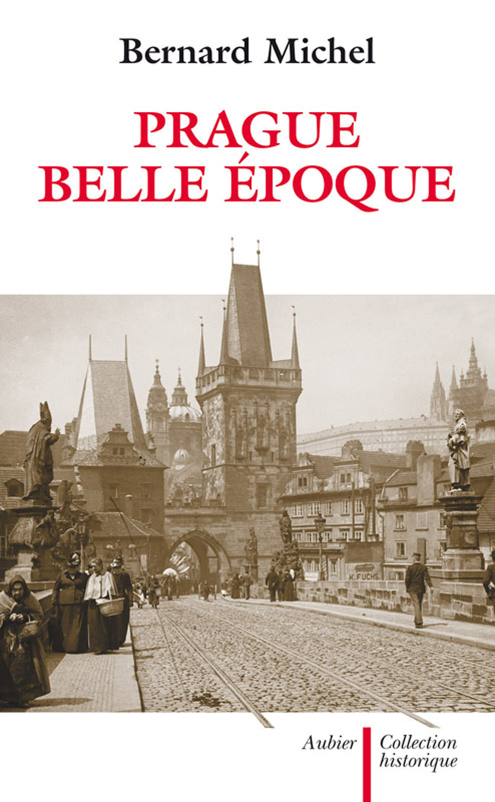 Prague, Belle Époque